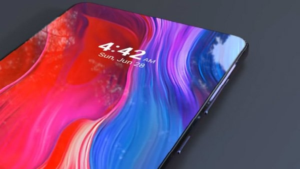Концепция Xiaomi Mi 9: всплывающая самообучающаяся камера, встроенный датчик отпечатков пальцев и многое друго
